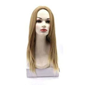 Synthetic wig with color WL9361, 27T613C Hair length 55cm