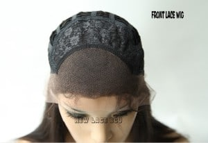 newlacecu Wig with Front in Lace