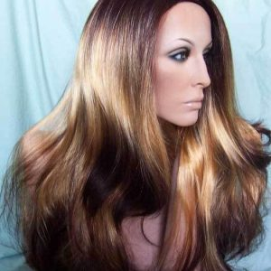 Woman Undetectable Wigs